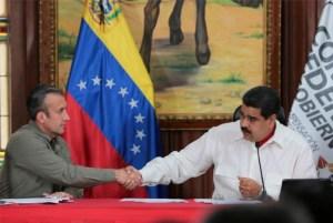 El Aissami es una figura clave en el gobierno de Nicolás Maduro. Foto cortesía.