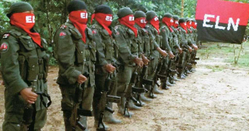 El pasado 17 de enero el ELN perpetró un atentado contra la Escuela de Cadetes General Francisco de Paula Santander en Bogotá en el que murieron 22 policías. Foto cortesía