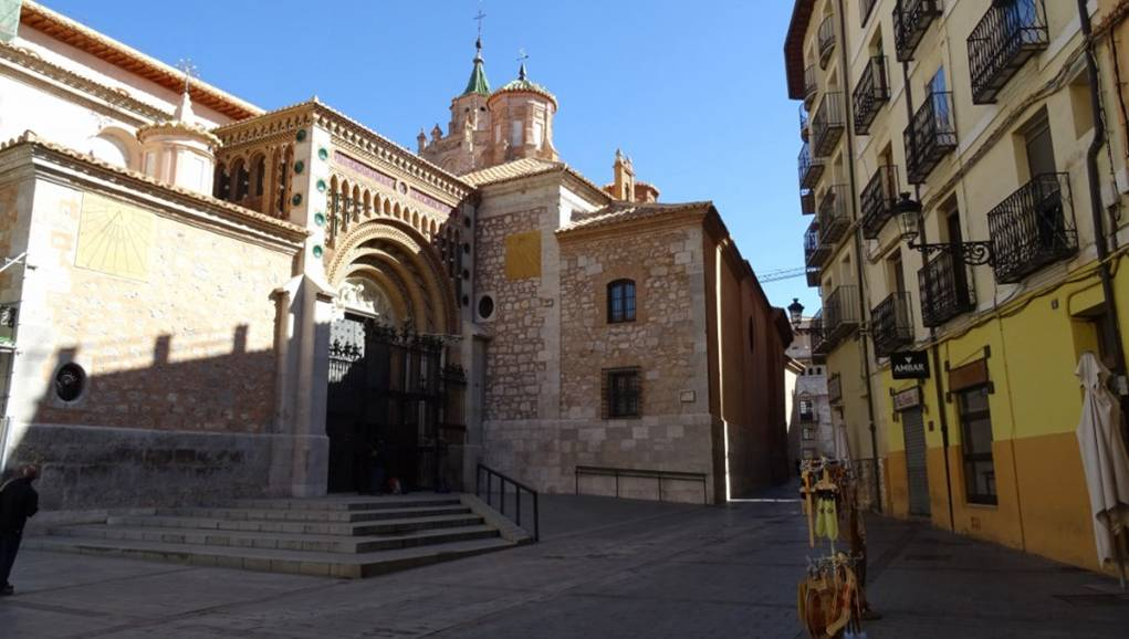 Catedral de Santa María de Teruel, España. Foto cortesía