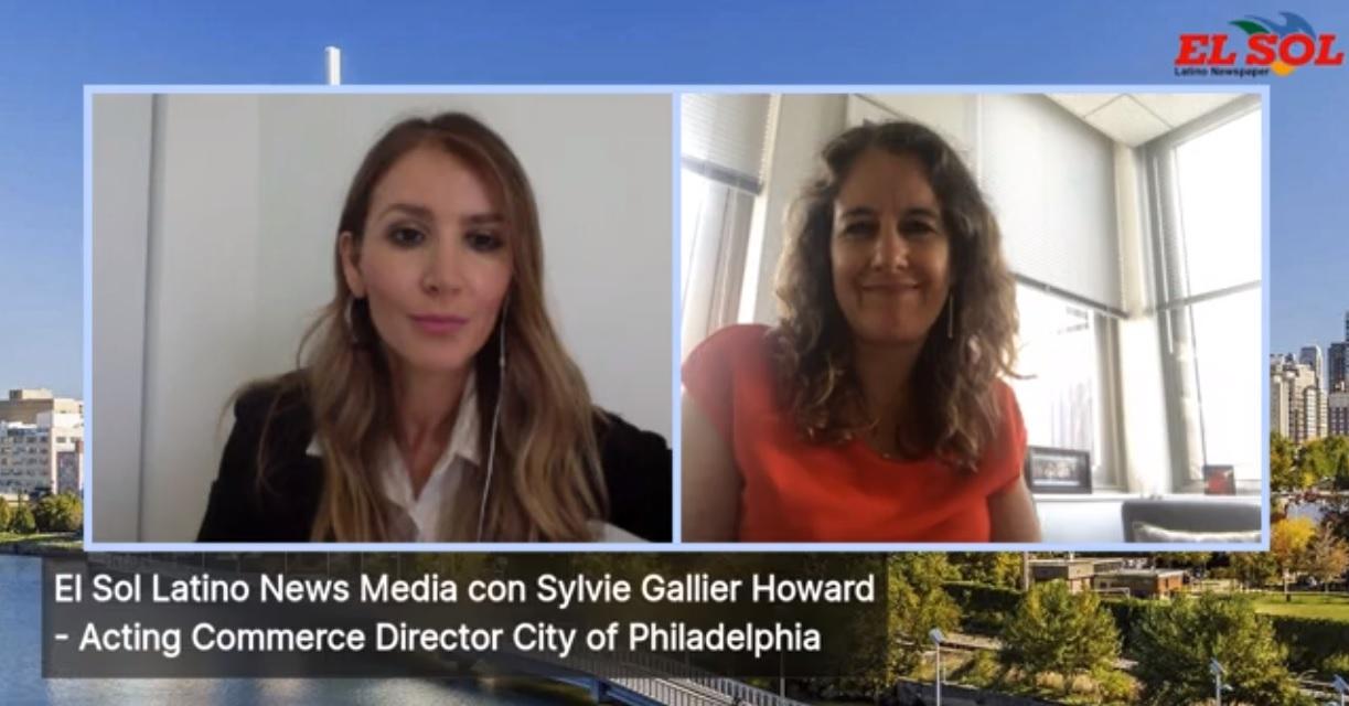 Sylvie Gallier Howard - El Sol Latino