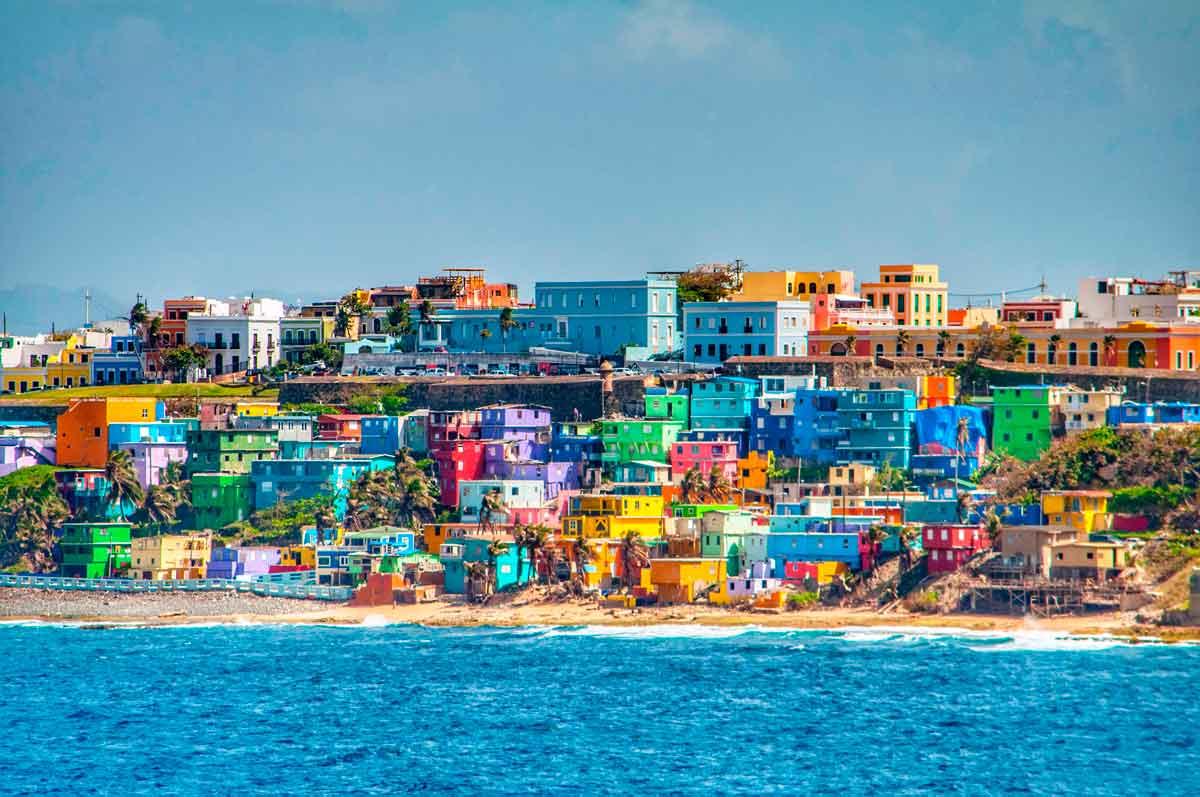 Puerto Rico - El Sol Latino
