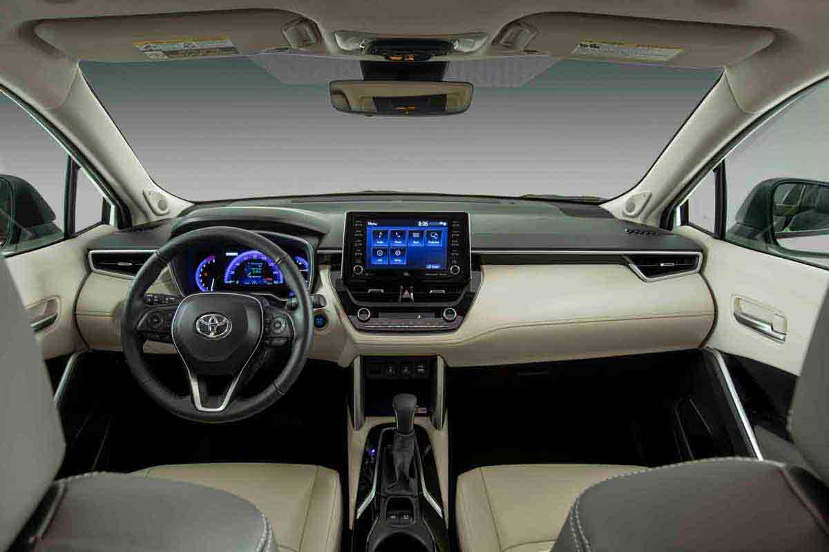 Toyota Corolla Cross - El Sol Latino