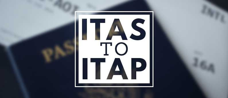 How to Transfer of Status Your ITAS to ITAP?