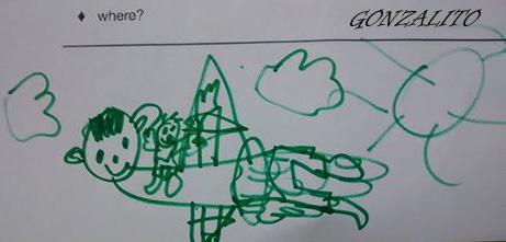 Historias para peques (Dibuja tu Antihéroe)
