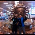 Aeropuerto Nueva Delhi hacia Katmandu