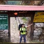 Paruqe Nacional del Everest hacia Namche Bazar