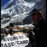Campamento base del everest