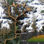 Everest Trekking. Three passes