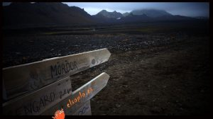 Islandia. Hacia Mordor