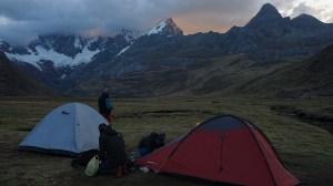 Prohibido acampar en España, o no