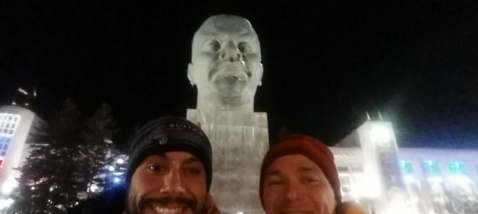 Cómo conducir hacia Ulán Udé en Invierno. Aventura en Siberia 5