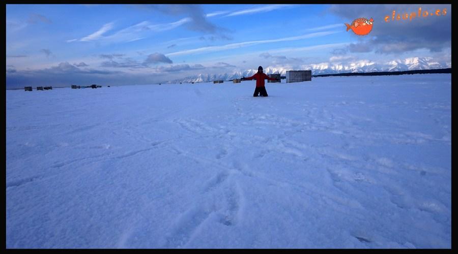 Locura causal en Ust Barguzin. Aventura en Siberia 7