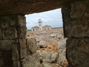 Faros de Menorca: Punta Nati
