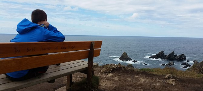 Del Cantábrico al Atlántico 8. Hacia Ortigueira