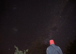 El cielo es una señal cuando sabes que has llegado a Patagonia