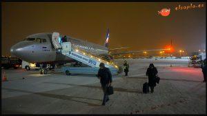 Aropuerto Irkutsk Siberia