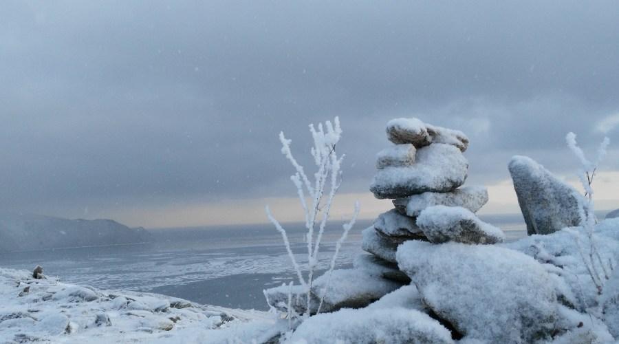 Isla Olkhon en Siberia