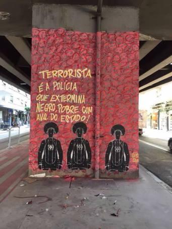 Rede Informativa Anarquista Minhocão, São Paulo