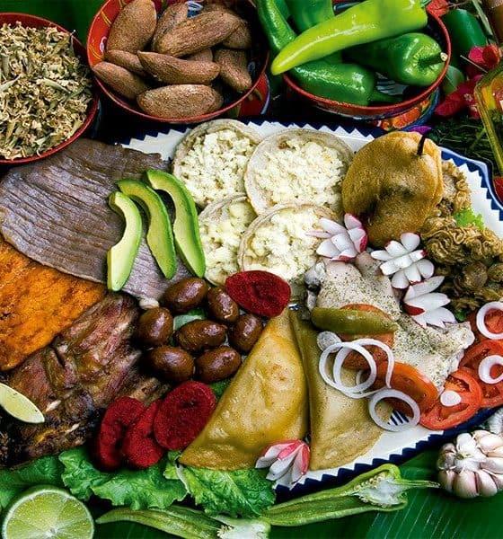 Comida típica de Oaxaca para paladares exquisitos