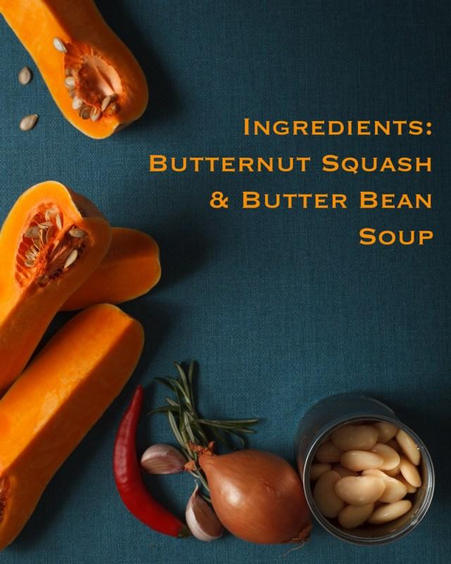 Butternut Squash and Butternut Squash Soup