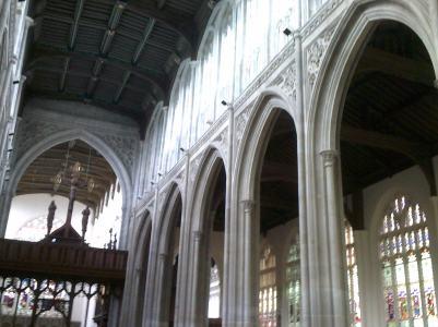 St Mary's Saffron Walden