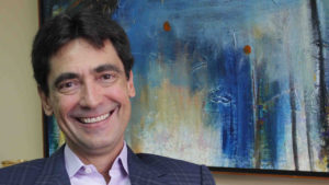 Economista y consultor financiero Ibrahim Velutini