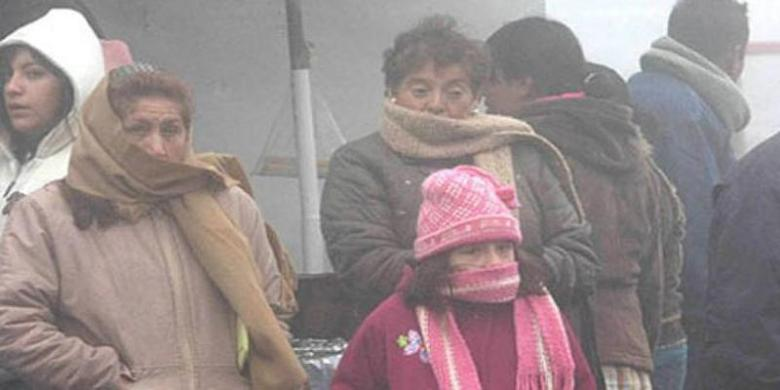 Previsión meteorológica para el jueves 4 de diciembre en Zapotlán