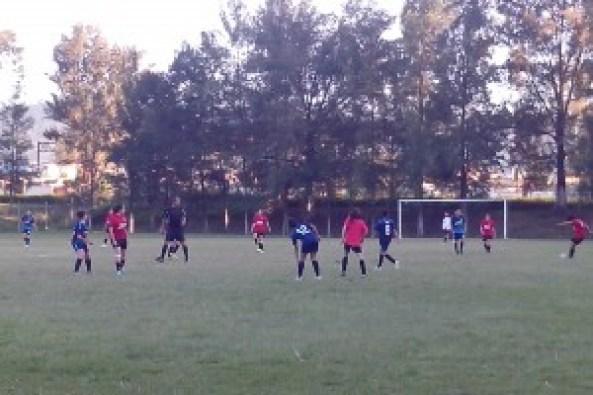 Manchester VS Deportivo Contla