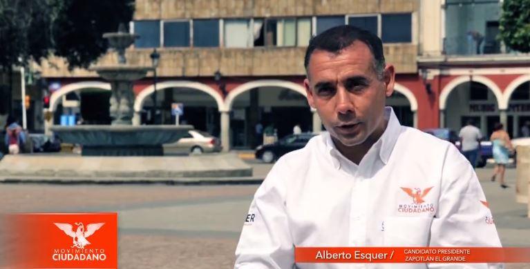 """MC, un proyecto nuevo para Zapotlán"": Alberto Esquer"