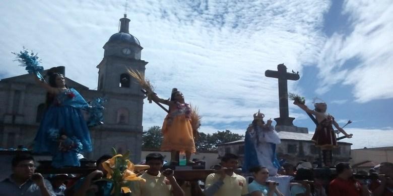 Fiestas en Honor a San Sebastian y la virgen de la Candelaria. Tuxpan, Jalisco.