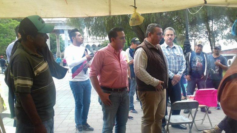 """""""Se acabaron las negociaciones"""": Alberto Esquer"""