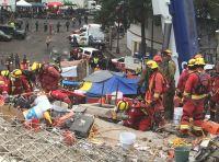 Actualización: USAR Jalisco apoya en rescate de 17 cuerpos en CDMX