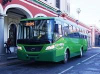 A más tardar este año, transporte público cobrará 9.50: Alfaro