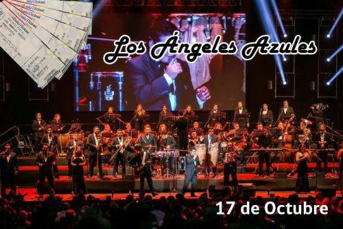 ---Sigue la dinámica en Facebook y participa por un boleto al concierto de Ángeles Azules----
