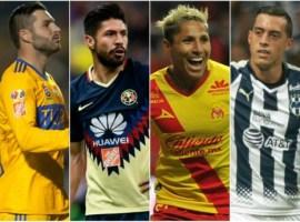 Listas las semifinales en la Liga MX