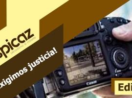 Periodistas, ciudadanos, todos merecemos seguridad ¡Exigimos justicia!