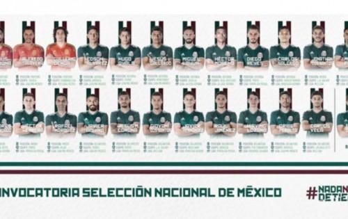 Listas las convocatorias de las selecciones mundialistas