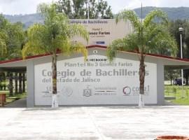 COBAEJ de Gómez Farías en paro de labores por incumplimiento en aumento de salarios
