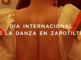 Zapotiltic tendrá actividades por el día internacional de la danza