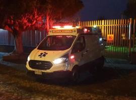 CUSur envía brigada de apoyo a San Gabriel, acuden personal médico y de emergencias