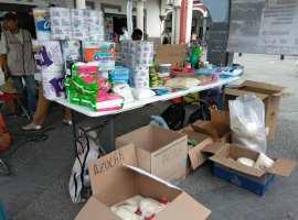 Continúan habilitados centros de acopio en Zapotlán