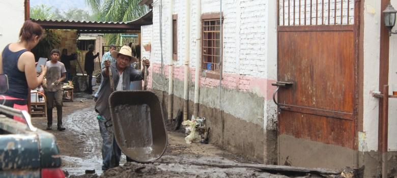 Intensifican acciones preventivas en Atenquique, El Fresnito y Atequizayán ante posible riesgo de inundación