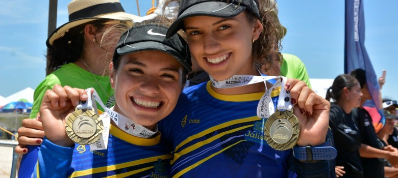 Caen más medallas para zapotlenses en Olimpiada Nacional