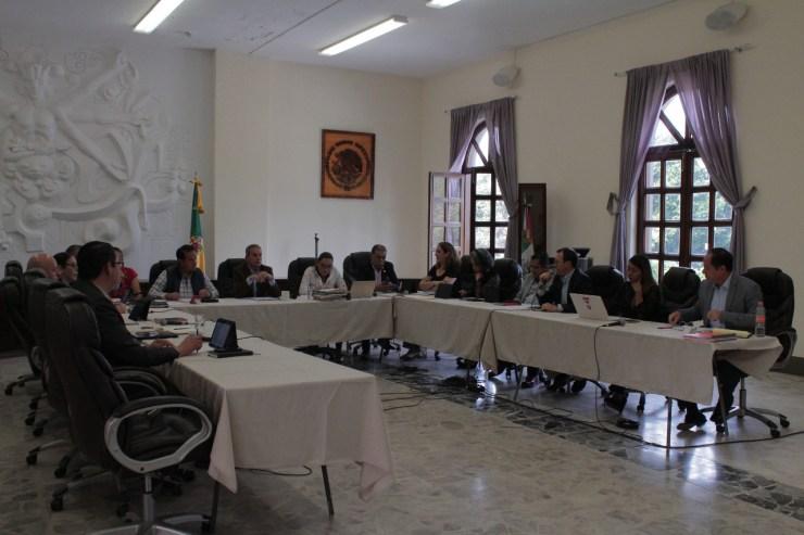 Sesión de Ayuntamiento