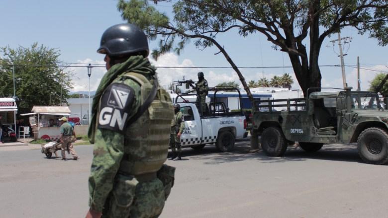 9 muertos y 11 heridos dejó enfrentamiento en Tepalcatepec, los lesionados son atendidos en Ciudad Guzmán