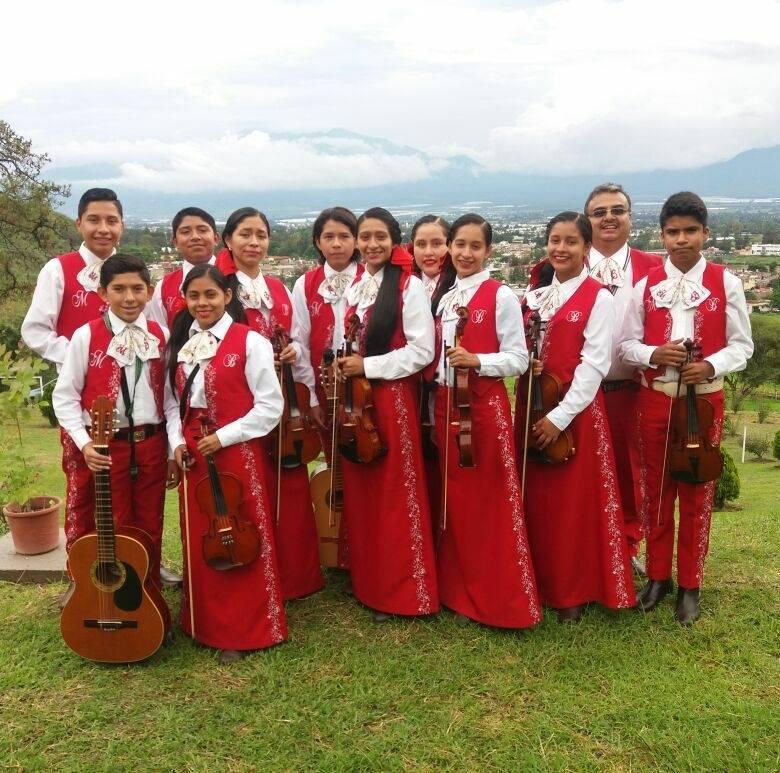 Mariachi juvenil de Ciudad Guzmán recibirá micrófono de oro