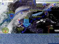 Pronostican lluvias en Jalisco para este miércoles