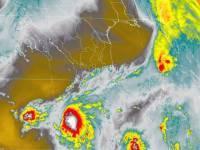 Se forma tormenta tropical Raymond frente a costas de Jalisco