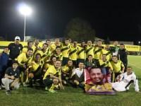 Club Zapotlán campeón por la mínima de la Liga Empresarial