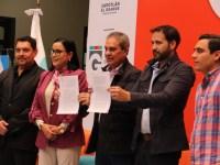 Renovaron convenio para hemodiálisis gratuitas en Ciudad Guzmán